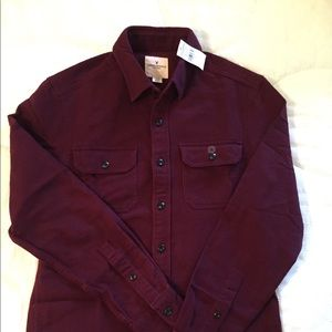 NWT J Crew Size Small Shirt Jacket